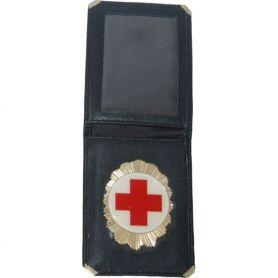 Cartera Cruz Roja