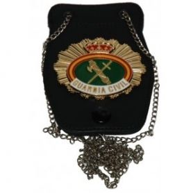 Portaplaca Guardia Civil