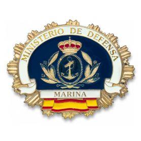 Chapa cartera M. DEFENSA MARINA