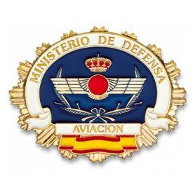 Chapa AVIACION, Ministerio Defensa, Colección