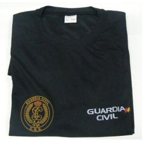 Camiseta Guardia Civil GRS Negra