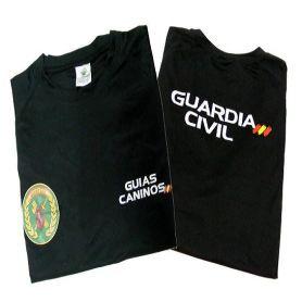 Camiseta GUIA CANINO Guardia Civil