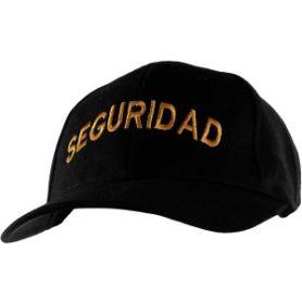 Gorra Seguridad Bordada