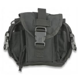 Bolso Multibolsillos Tactico Barbaric Force negro
