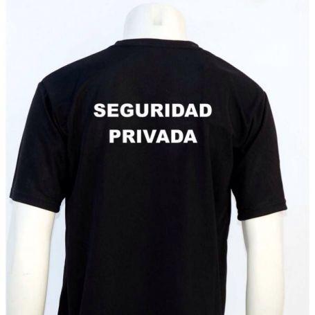 Camiseta Vigilante Seguridad