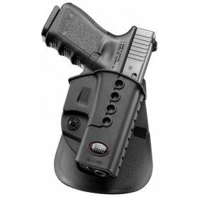 Funda Pistola GLOCK 17/19/31 FOBUS Paddle Seguridad
