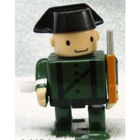 Muñeco Guardia Civil con cuerda