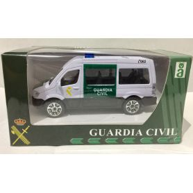 Furgón Coche Guardia Civil
