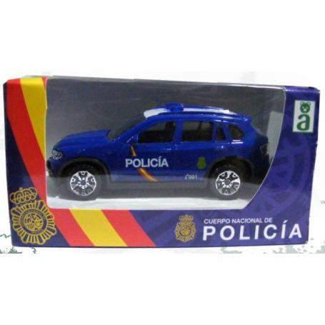 Coche Policia Nacional Modelo BMW