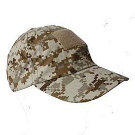 Gorra Militar Árido Pixelada con Velcro