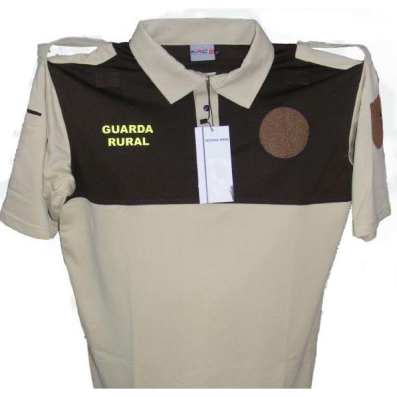 Polo manga corta Guarda Rural- Guarda de Campo