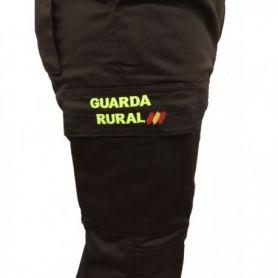 Pantalon Guarda Rural, Modelo Campaña Táctico