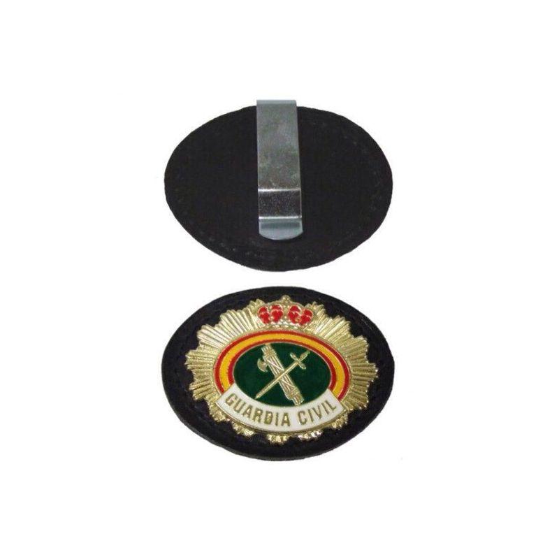 Placa Guardia Civil para el cinturon o bolsillo ea91fd92d088