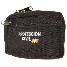 Bolso Protección Civil, Porta Equipo en Cinturon