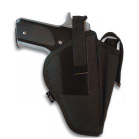 Funda de Pistola Universal con Porta Cargador.