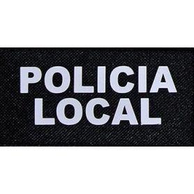 Paneles Policía Local Chalecos Antibalas