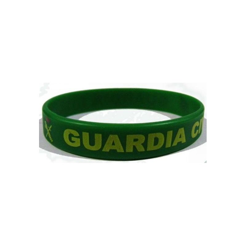PULSERA EMBLEMA GUARDIA CIVIL