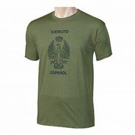 Camiseta Militar Ejercito de Tierra