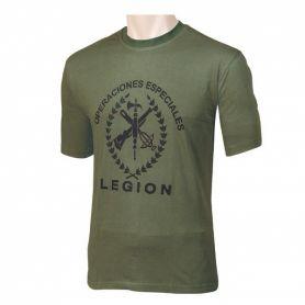Camiseta Legión Operaciones Especiales