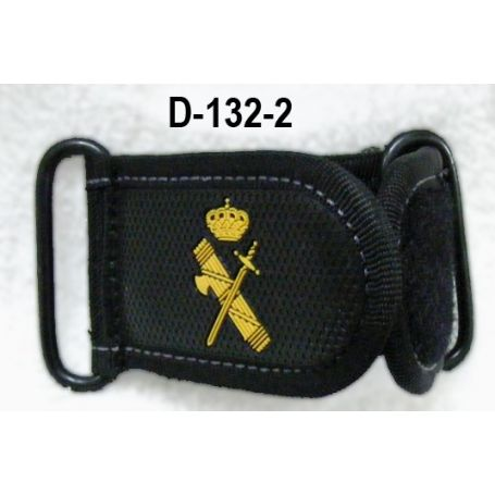 Hebilla Guardia Civil para cinturon policial
