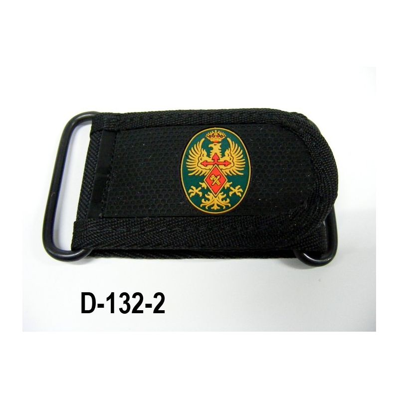 Hebilla Guardia Civil Tráfico