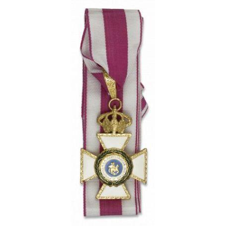 Medalla CRUZ ENCOMIENDA HERMENEGILDO
