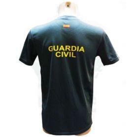 Camiseta GUARDIA CIVIL cuello pico NUEVA