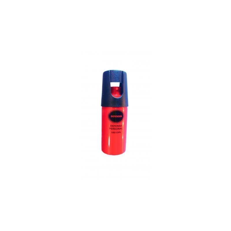 d4dbf15d27a Spray Defensa Personal Defender - Artiseguridad