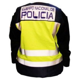 CHALECO POLICÍA NACIONAL