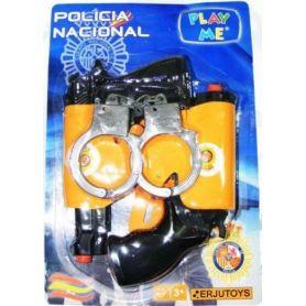 PISTOLA CUERPO NACIONAL DE POLICÍA
