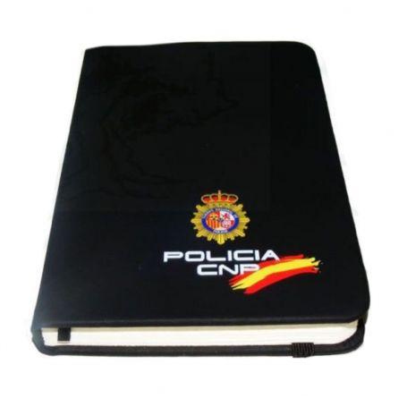LIBRETA POLICÍA NACIONAL