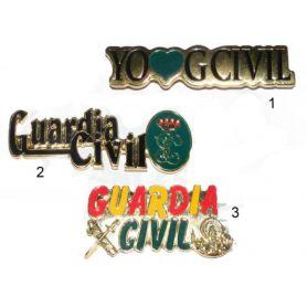 Emblema GUARDIA CIVIL IMAN