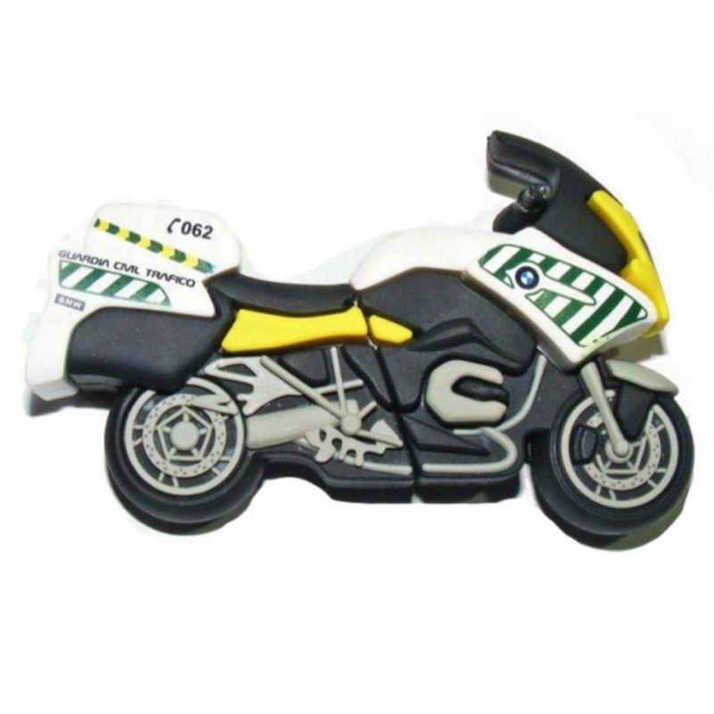 Pendrive Moto Guardia Civil de Trafico