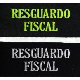 Parche Guardia Civil Resguardo Fiscal