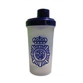 Vaso Policia Nacional Mezclador Para Proteinas