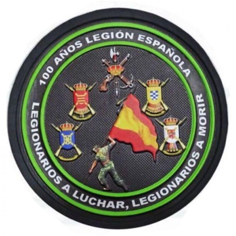 Parche Legion Española 100 Años