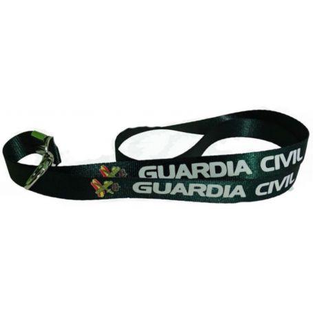 Cinta Guardia Civil Cuelga Móvil o Documento