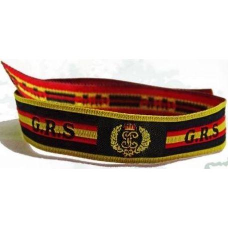 Pulsera Guardia Civil Grs