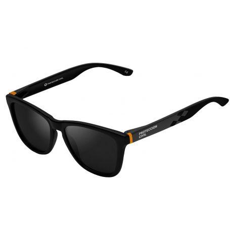 Gafas Protección Civil Negra Polarizadas