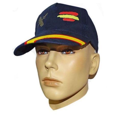 Gorra Guardia Civil Escudo Serigrafia