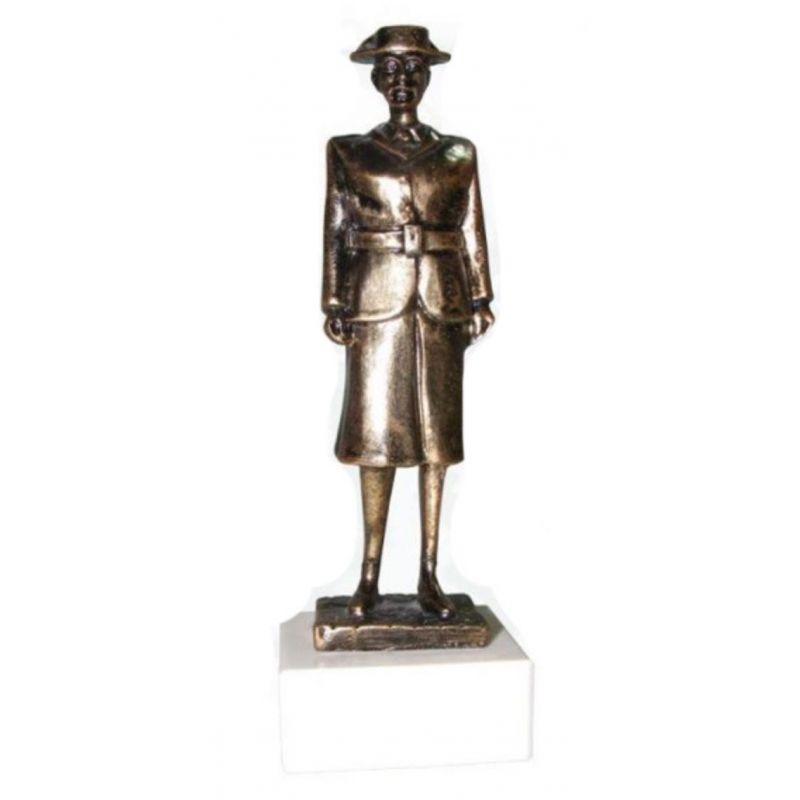 Figura Guardia Civil Mujer Traje Diario