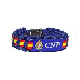 Pulsera Policía Nacional Tactica