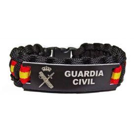 Pulsera Guardia Civil Táctica Paracord
