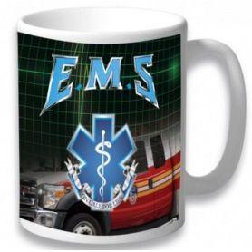 Taza Emergencia Médicas