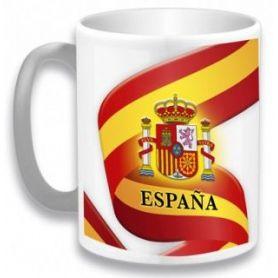 Taza España Escudo
