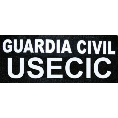Parche Usecic Guardia Civil Para Chaleco Táctico