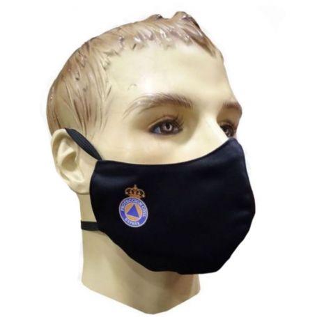 Mascarilla Protección Civil Higiénicas Textil