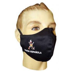 Mascarilla Legion Higiénica Textil