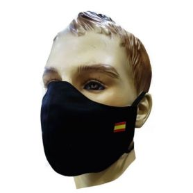 Mascarilla Bandera España Higiénica Textil