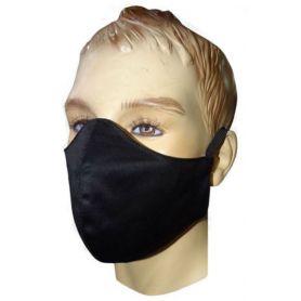 Mascarilla Textil Higiénica Negra